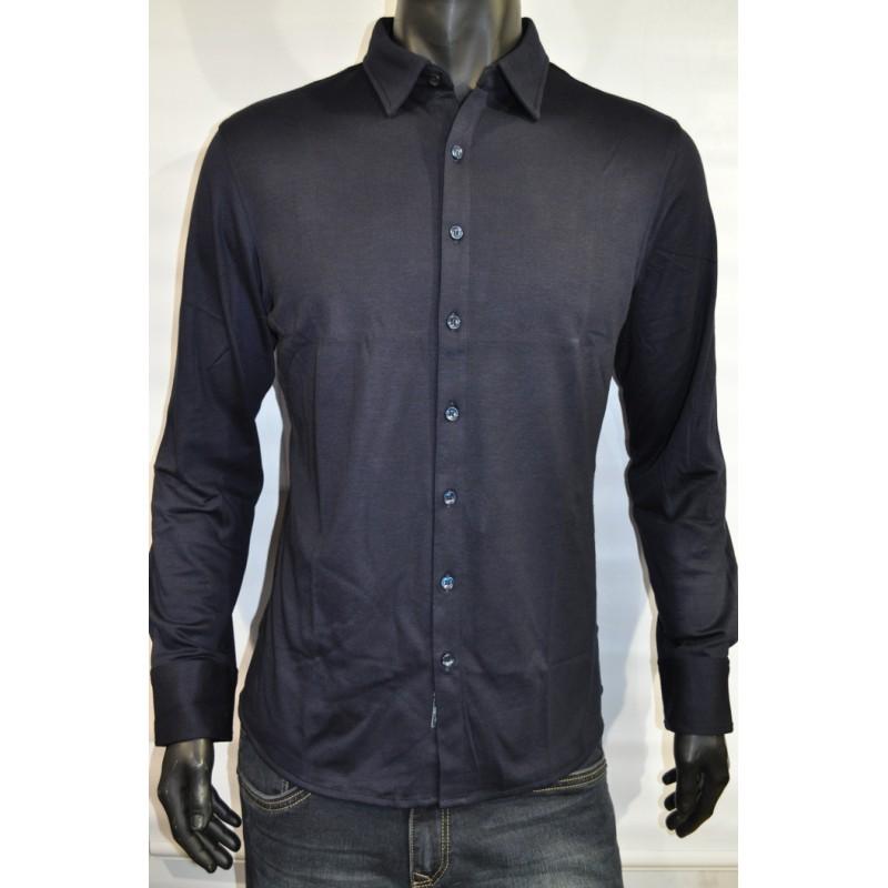Стильная мужская сорочка ENRICO BELENO 16123 BASIC SHIRT BAT