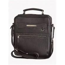Мужская сумка на плечо Francesco Marconi 71026gd cervo nero