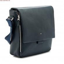 Мужская сумка через плечо TERGAN черная S1AC00021246