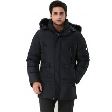 Куртка-пуховик зимняя ENRICO BELENO 4540 OVERCOAT