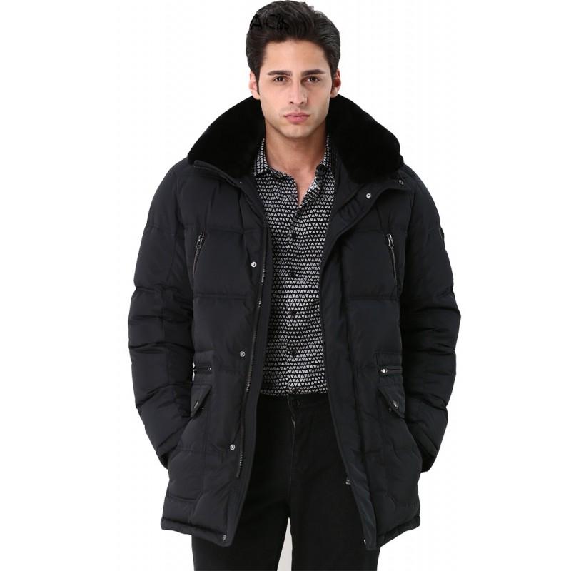 Куртка-пуховик зимняя ENRICO BELENO 4529 OVERCOAT