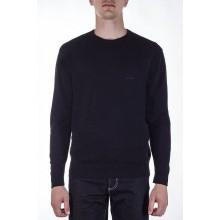 Пуловер мужской ENRICO BELENO 14737 PULLOVER BLACK
