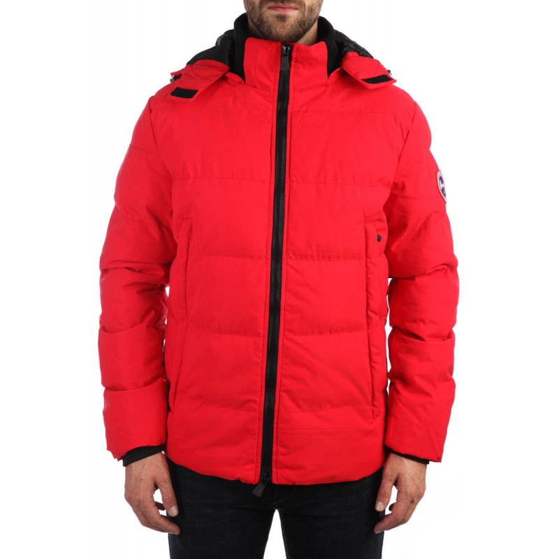 Куртка зимняя ENRICO BELENO 4740 POLYESTER OVERCOAT  - фото 1