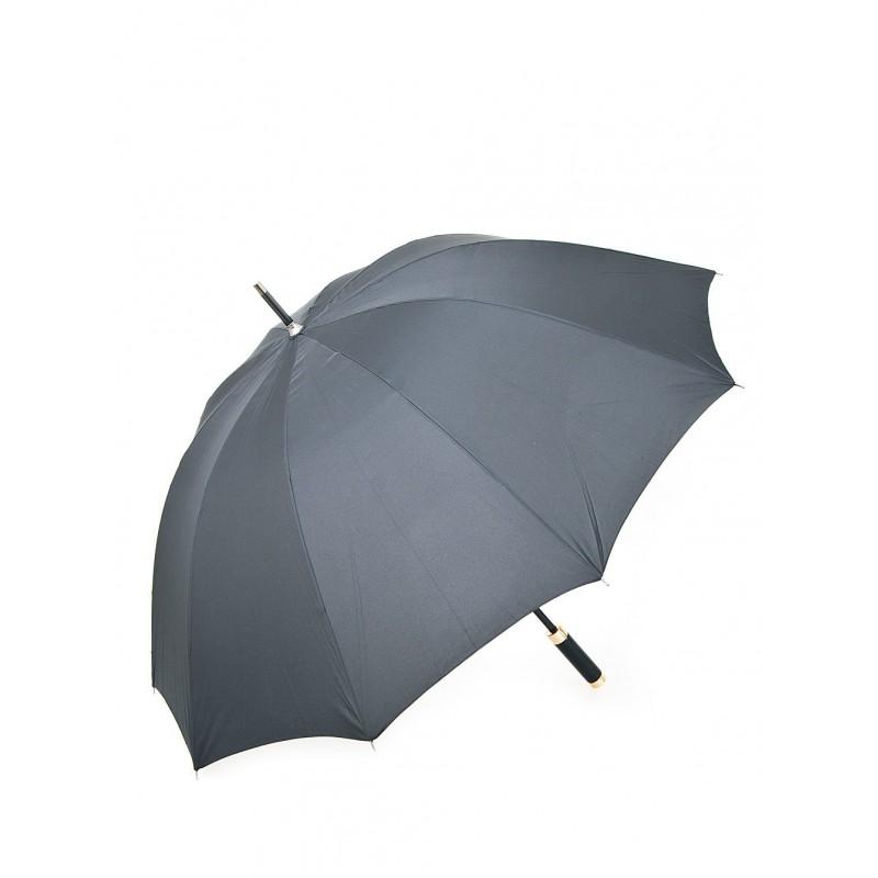 Мужской классический зонт Francesco Marconi трость черный FM-801418Z