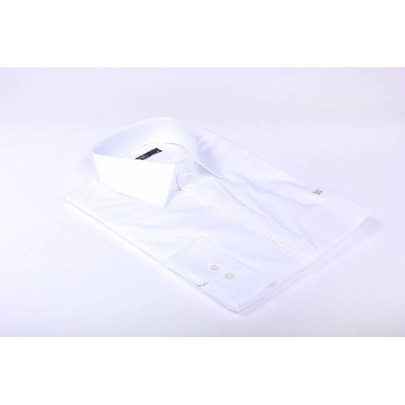 Мужская брендовая рубашка AVVA B002209 05 BEYAZ WHITE