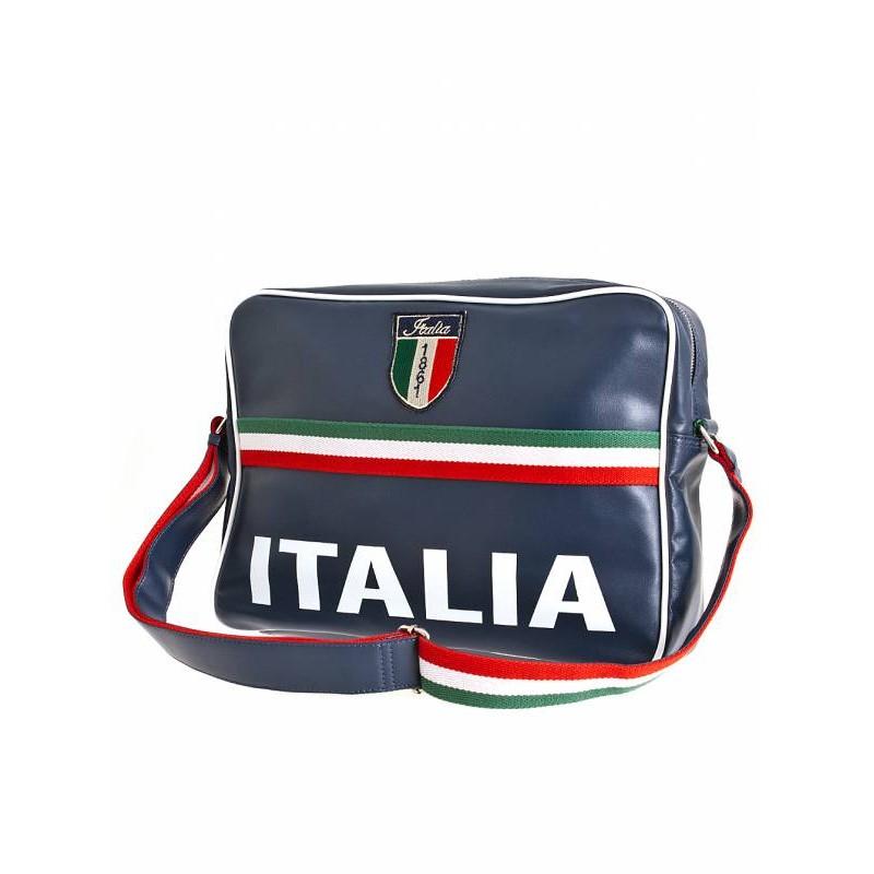 Мужская сумка на плечо Francesco Marconi  3470un cronex navy  - фото 1