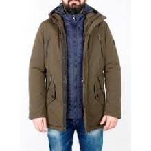 Куртка-парка осенняя ENRICO BELENO 4707 PADDING OVERCOAT