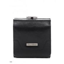 Кошелек женский TONY BELLUCCI кожаный черный маленький Т612-910