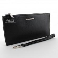 Мужской клатч EMINSA черный кожаный на замке 5012-17-1 EL CANTASI