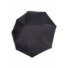 Мужской зонт ТРИ СЛОНА черный классический 3 сложения автомат арт.790
